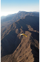 Famatina :: Paragliding above the Famatina ridge