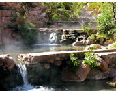 Fiambala :: Mountain hot springs of Fiambala, Argentina