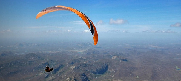 AirCross high performance paragliders available in Chile