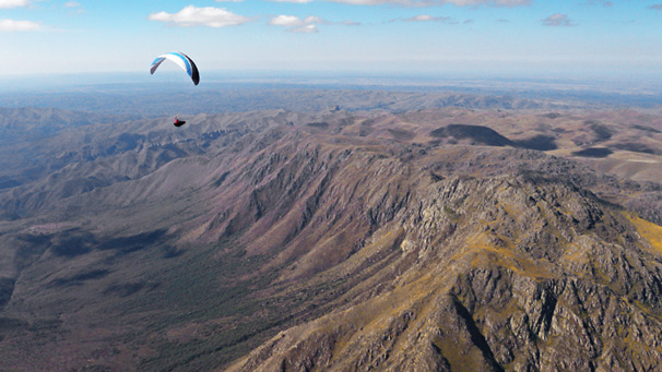 Argentina - Flying With Condors, Paragliding Road Trip, 3 - 16 December 2014
