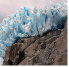 Andres glacier, Aisen, Patagonia, Chile
