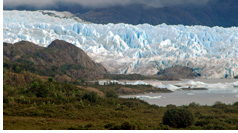 San Quintin Glacier - Main arm of San Quintin Glacier - the largest glacier of Northern Patagonian Ice Field, Northern Patagonian Ice Field, Aisen, Patagonia, Chile