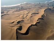Huge dune of Cerro Dragon, Iquique, Chile